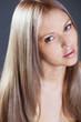 Blond hair girl