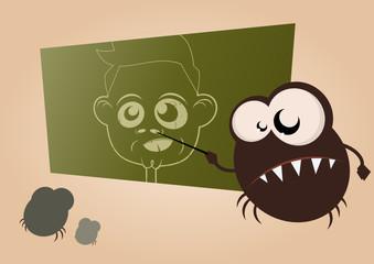 schule virus