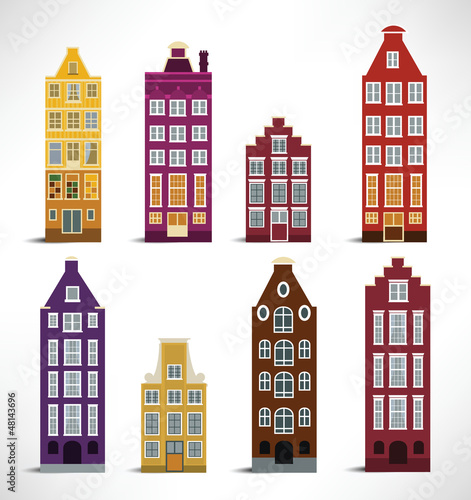 Holland Houses