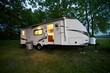 25 Feet Travel Trailer - 48145498