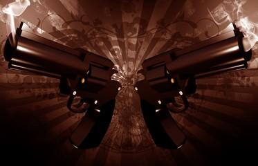 Grunge Revolvers