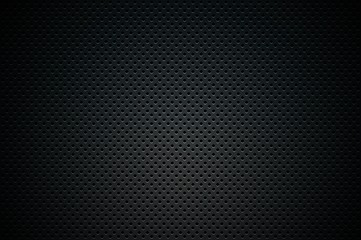 Black Mesh Background