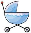 A baby pram