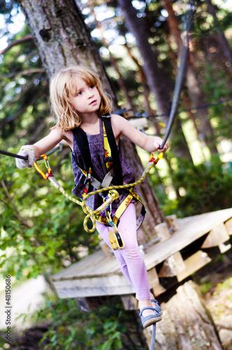 Jeune alpiniste