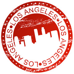 Stamp - Los Angeles