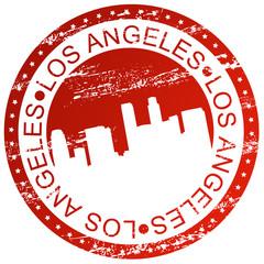 Stamp - Los Angeles