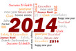 cloud 2014 happy new year