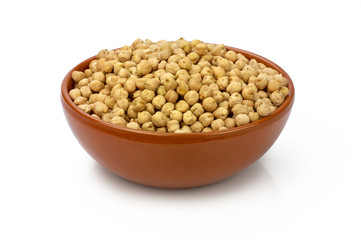 Bow of chickpeas