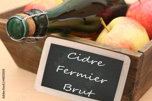 Cidre fermier Brut