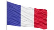 Looping of the France flag