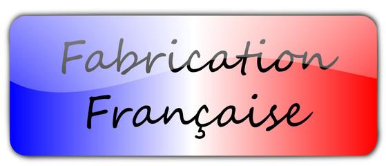 Bouton Web Fabrication Française