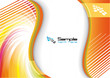 Colofrul Background for Business Brochure