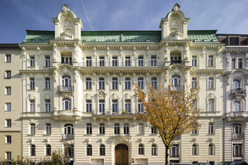 Jugenstilhaus in Wien