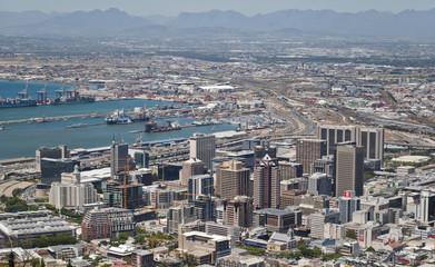 Kapstadt Skyline