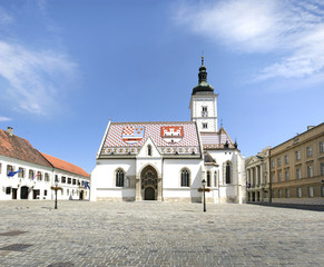 Old St. Mark' church