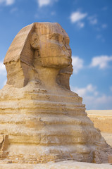 Great Sphinx. Giza, Egypt