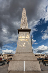 Obelisque, Place de la Concorde, Paris