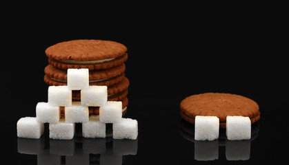 Concept: Amount of sugar in food