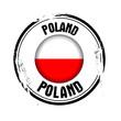 timbre Pologne