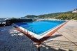 Piscina in riva al mare