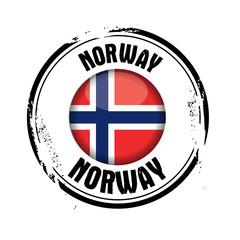 timbre Norvège