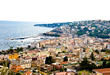 Wonderful view on Naples