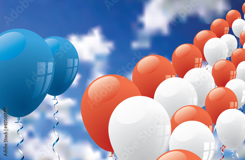 patriot balloons