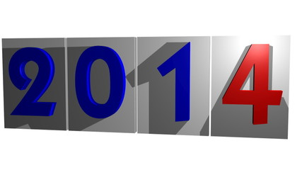 2013 to 2014 New year's coming