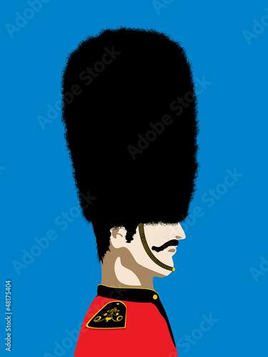 England Royal guard