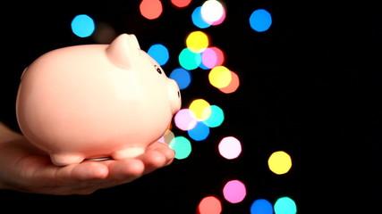 savings piggy bank