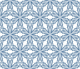 vintage fabric seamless pattern background
