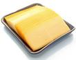 Barquette de fromage pour raclette
