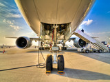 Fototapete Flugzeug - Flieger - Flugzeug