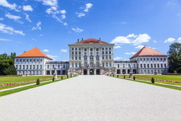 park in nymphenburg castle