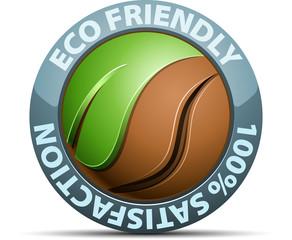 Organic eco-friendly coffee
