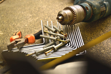 repair, construction tools