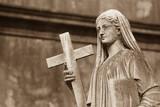 Fototapeta starodawny - Argentyna - Posąg