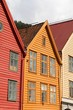 Bergen, Norway - Bryggen UNESCO World Heritage Site