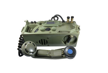 Military field phone