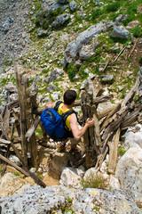 Scala e fustes, Trekking Sardegna