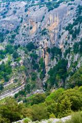 Grotta Donini , Gole Gorropu , Sardegna