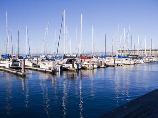 Marina on Fishermans Wharf San Francisco USA