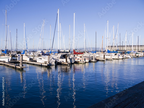 Marina on Fishermans Wharf San Francisco USA