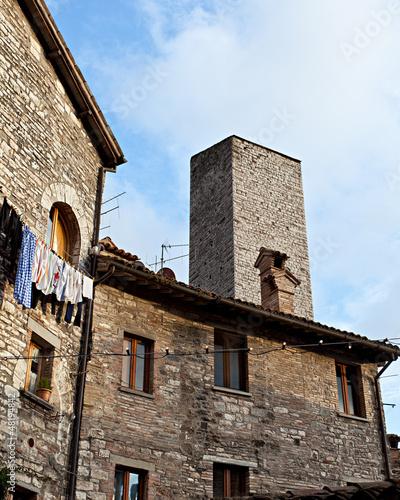 Gubbio, il centro storico