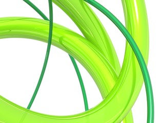 Green bulk band