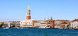 Le Campanile et le Palais des Doges à Venise - Italie