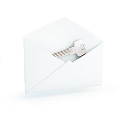 letter key