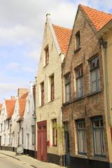 Häuser in Brügge
