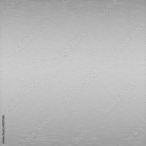 Brushed metal vector background