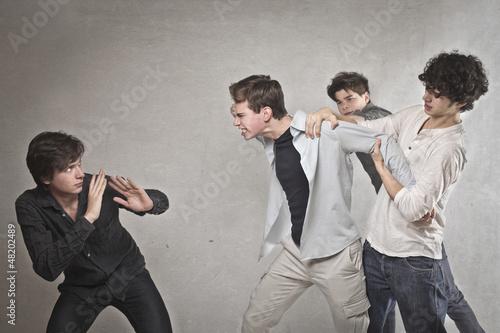 brawl boys